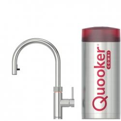 Quooker Flex RVS met COMBI boiler