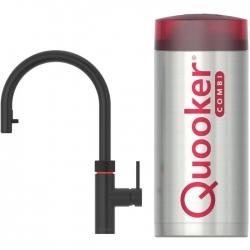 Quooker Flex Zwart met COMBI boiler
